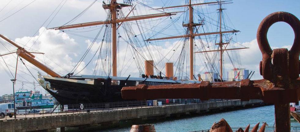 HMS Worrior (1860)