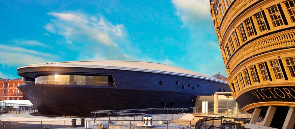 Historic Dockard Tickets available @ Esk Vale.
