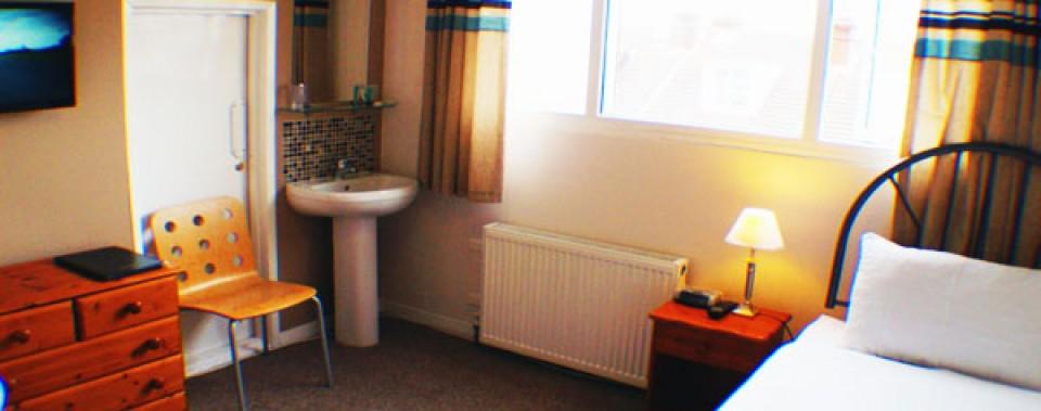 Single room from £32 per night including breakfast