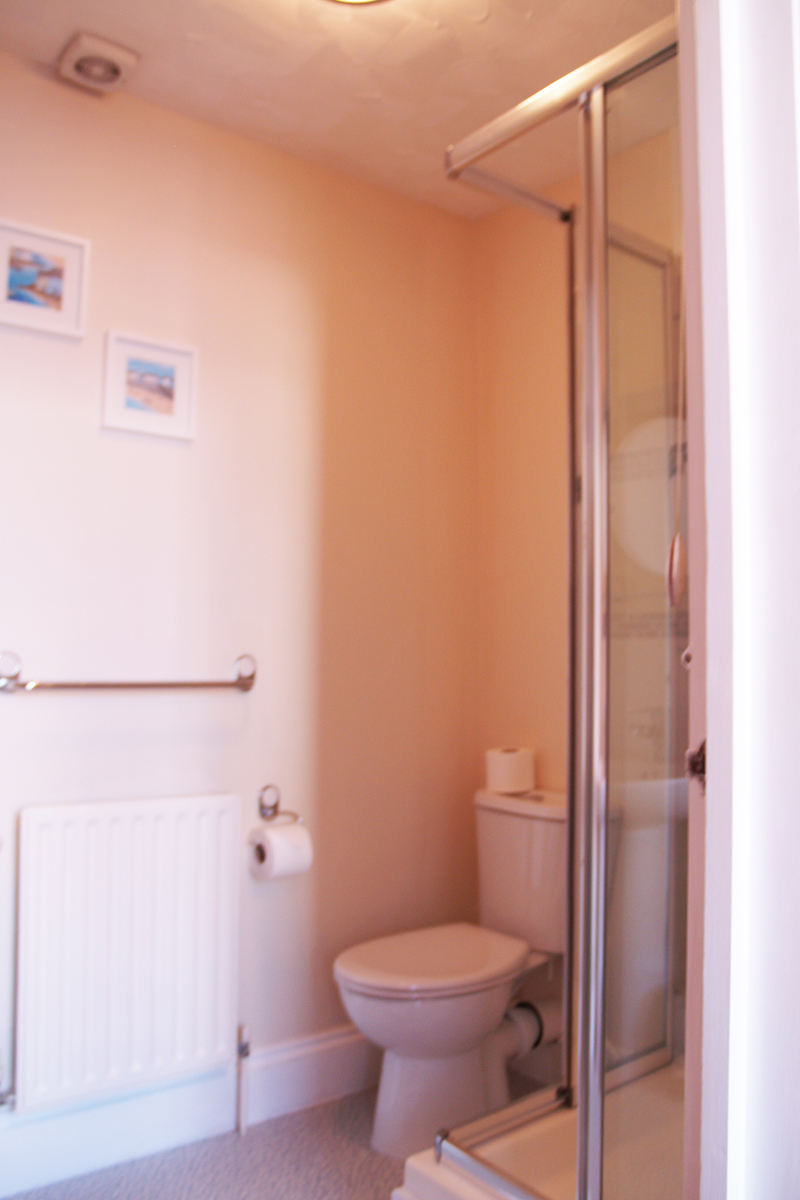En-suite of Double room