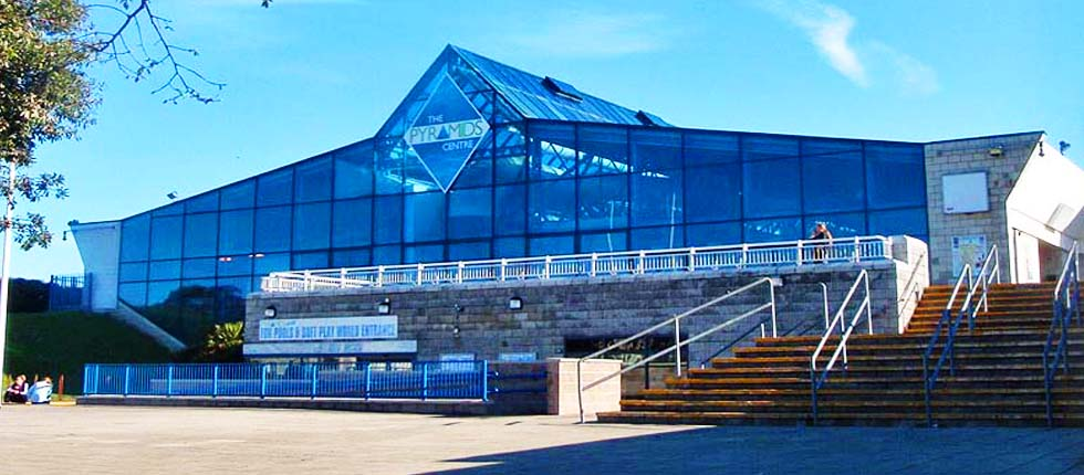 Pyramid Centre just 9 minutes walk from Esk Vale.
